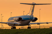 PH-KZT - KLM Cityhopper Fokker 70 aircraft