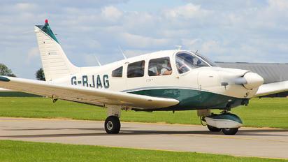 G-BJAG - Private Piper PA-28 Archer