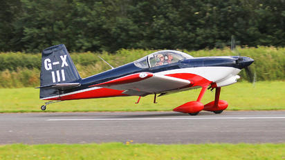 G-XIII - Private Vans RV-7