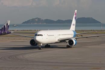 8Q-MEG - Mega Global Boeing 767-300