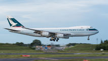 B-HUP - Cathay Pacific Cargo Boeing 747-400F, ERF aircraft