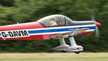 G-DAVM - Private Mudry CAP 10B aircraft