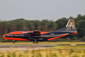 UR-CKL - Cavok Air Antonov An-12 (all models)