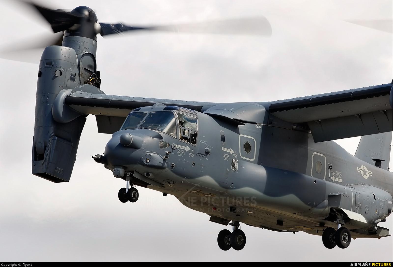 USA - Air Force 11-0057 aircraft at Fairford