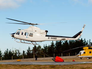 D-HAND - INAER Bell 412SP