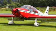 G-RRCU - Private CEA Jodel DR221 Dauphin aircraft