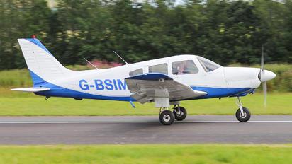 G-BSIM - Private Piper PA-28 Archer