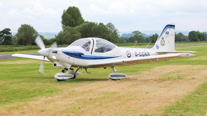 G-CGKR - Babcock Aerospace Grob G115 Tutor T.1 / Heron