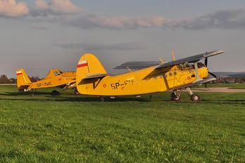 SP-FIY - Private PZL An-2