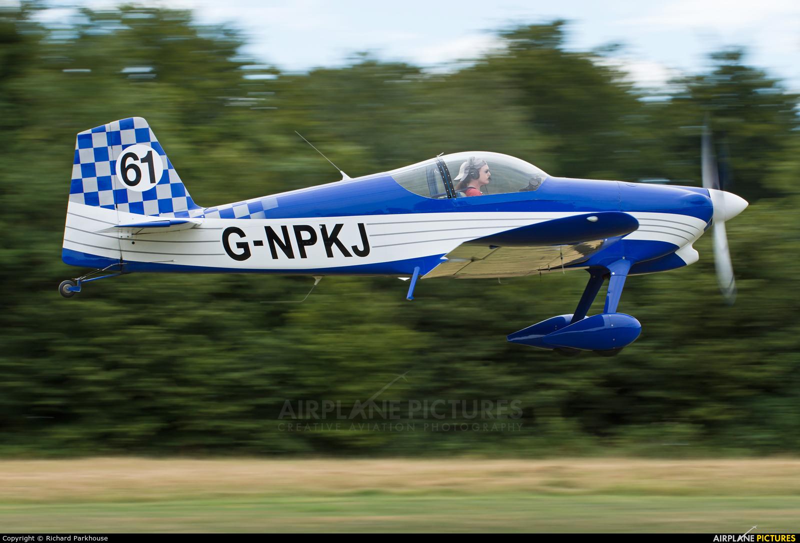 Private G-NPKJ aircraft at Popham