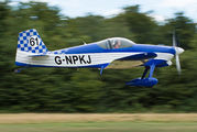 G-NPKJ - Private Vans RV-6 aircraft