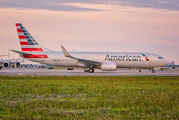 N973AN - American Airlines Boeing 737-800 aircraft
