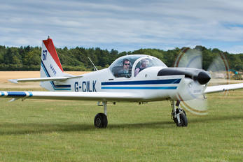 G-CILK - Private Slingsby T.67M Firefly
