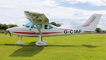 G-CIAF - Private TL-Ultralight TL-3000 Sirius