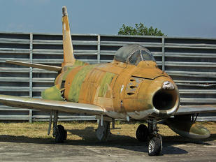 FAH-3008 - Honduras - Air Force Canadair CL-13 Sabre (all marks)