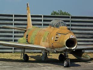 FAH-3008 - Honduras - Air Force Canadair CL-13 Sabre (all marks)