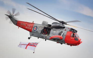 XZ920 - Royal Navy Westland Sea King HU.5