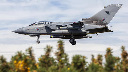 ZA463 - Royal Air Force Panavia Tornado GR.4 / 4A