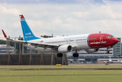 LN-NGE - Norwegian Air Shuttle Boeing 737-800 aircraft