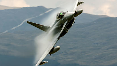 ZJ936 - Royal Air Force Eurofighter Typhoon FGR.4