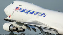9M-MPS - Malaysia Airlines Boeing 747-400F, ERF aircraft