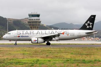 EC-IOH - Spanair Airbus A320