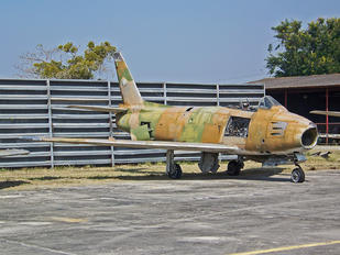 FAH-3009 - Honduras - Air Force Canadair CL-13 Sabre (all marks)