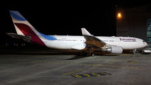A7-AFP - Eurowings Airbus A330-200 aircraft