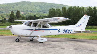 G-OWST - Private Cessna 172 Skyhawk (all models except RG)