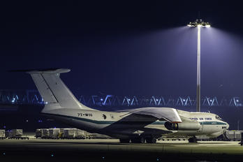 7T-WIU - Algeria - Air Force Ilyushin Il-76 (all models)