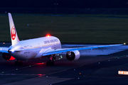 JA826J - JAL - Japan Airlines Boeing 787-8 Dreamliner aircraft
