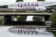 A7-BFF - Qatar Airways Cargo Boeing 777F aircraft