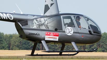 OE-XMO - Private Robinson R44 Astro / Raven