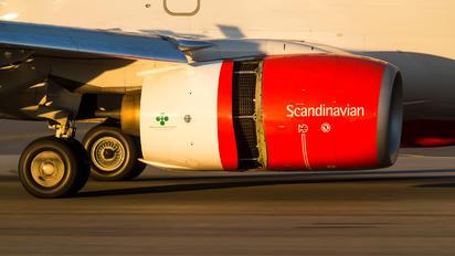 OY-KKS - SAS - Scandinavian Airlines Boeing 737-600