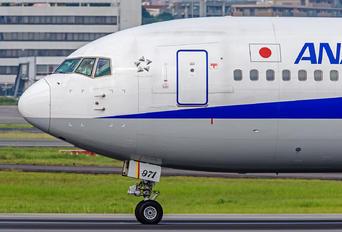 JA8971 - ANA - All Nippon Airways Boeing 767-300ER