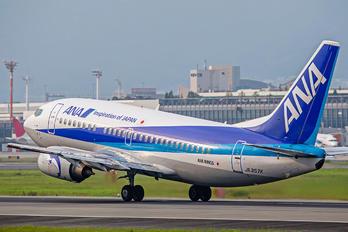 JA357K - ANA Wings Boeing 737-500