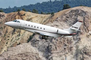 N738QS - Private Gulfstream Aerospace G200
