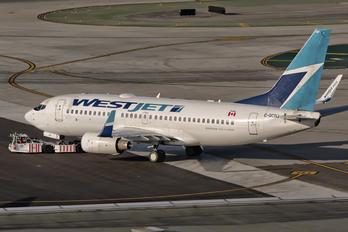 C-GCWJ - WestJet Airlines Boeing 737-700