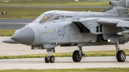 ZA602 - Royal Air Force Panavia Tornado GR.4 / 4A