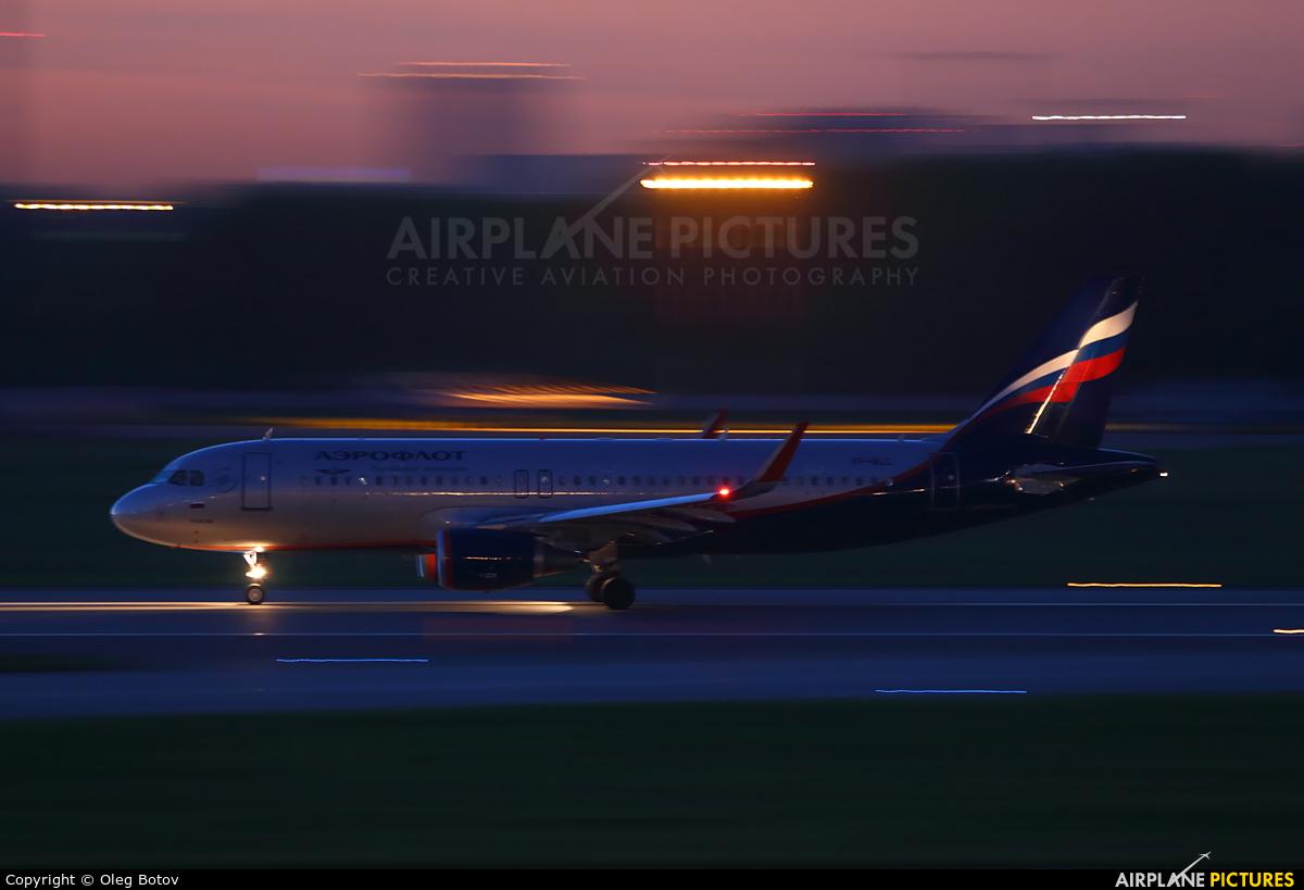 Aeroflot VP-BLL aircraft at St. Petersburg - Pulkovo
