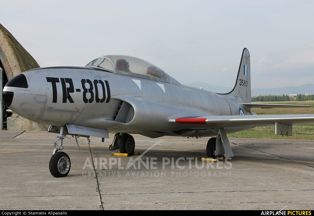 Greece - Hellenic Air Force 35801 aircraft at Tanagra