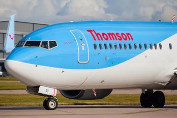 G-FDZY - Thomson/Thomsonfly Boeing 737-800