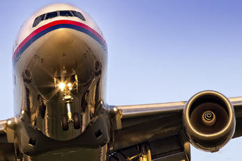 9M-MRJ - Malaysia Airlines Boeing 777-200ER