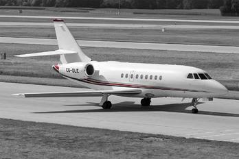 CS-DLE - NetJets Europe (Portugal) Dassault Falcon 2000 DX, EX