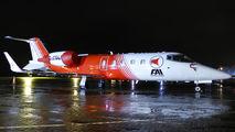 D-CSLT - FAI - Flight Ambulance International Learjet 60 aircraft