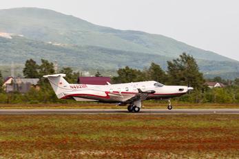 N492WA - Private Pilatus PC-12