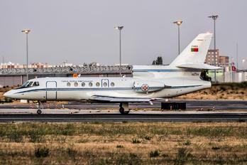 17403 - Portugal - Air Force Dassault Falcon 50