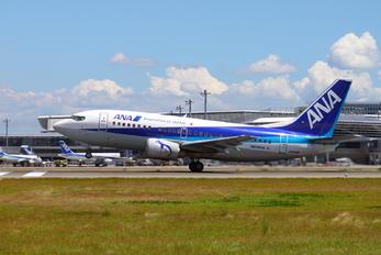 JA8196 - ANA Wings Boeing 737-500