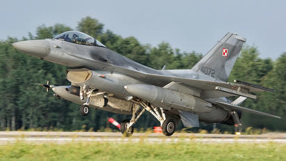 4072 - Poland - Air Force Lockheed Martin F-16C Jastrząb