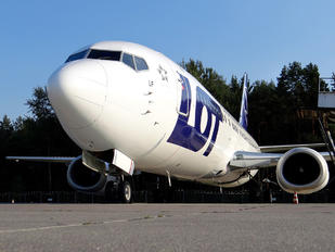 SP-LLF - LOT - Polish Airlines Boeing 737-400
